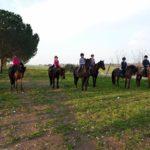 Pony Club Roma Equestrian Center Esterno Passeggiata
