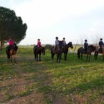 Pony Club Roma Equestrian Center Esterno